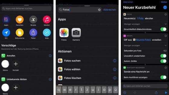 Kurzbefehle-App: So organisierst du dein iOS-Gerät und sparst Zeit