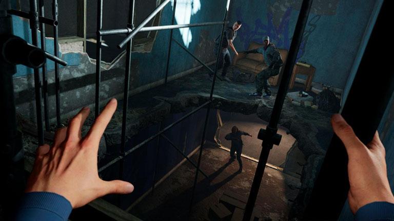 PlayStation-4-Spiel Blood and Truth für PlayStation VR