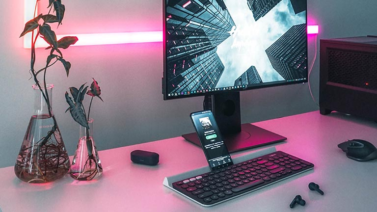 Samsung DeX Desktop-Modus