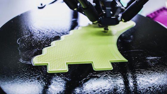 Anfänger kalibriert 3D-Drucker mithilfe von Testdruck