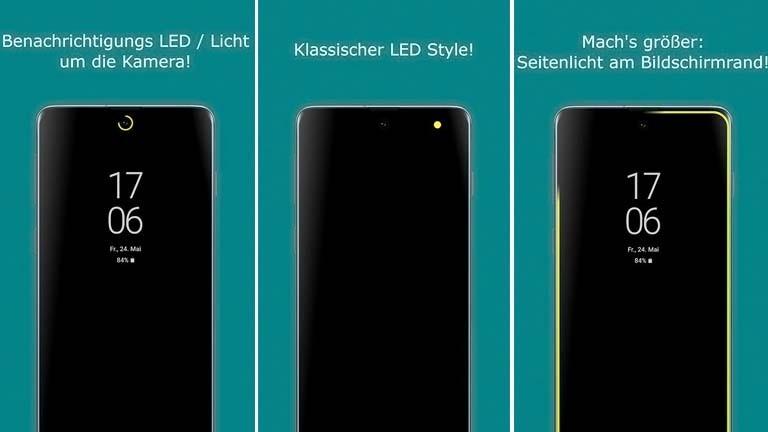 Android-Benachrichtigungs-LED per App nachrüsten