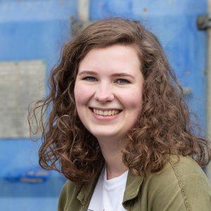 Portrait der Autorin Jana Janßen