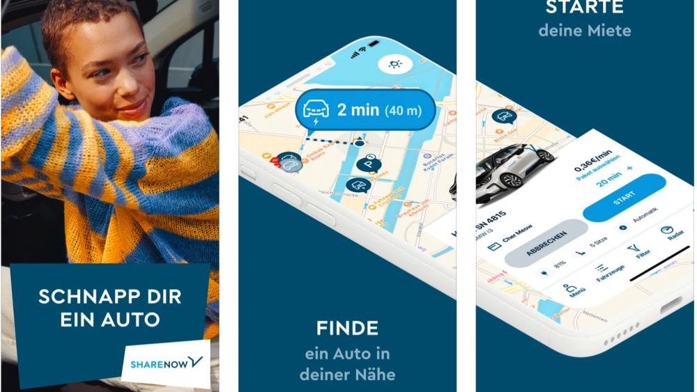 Screenshot Share Now für iOS